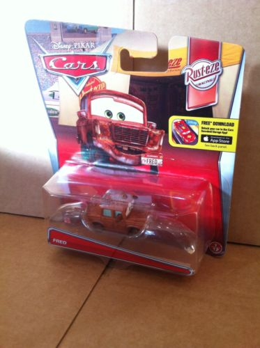 DISNEY CARS DIECAST Rusteze Series - Fred