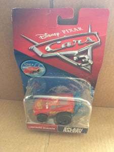 DISNEY CARS - Cars 3 Splash Racers - Lightning McQueen - Spray and Play