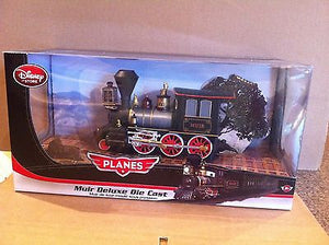 DISNEY PLANES DISNEY STORE DELUXE DIECAST - Muir the train