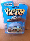 GREENLIGHT HOLLYWOOD DIECAST 1/64 - National Lampoons Vacation - Wagon Queen Family Truckster