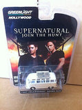 GREENLIGHT HOLLYWOOD DIECAST - SUPERNATURAL - 1967 Volkswagen Samba Bus