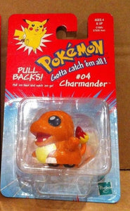 POKEMON - PULL BACKS - Charmander