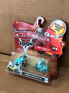 DISNEY CARS TOON DIECAST - Orderly Pittys