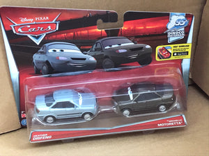 DISNEY CARS DIECAST - Heather Drifeng and Michelle Motoretta