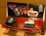 DISNEY CARS DIECAST - Sulley and Yeti