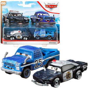 DISNEY CARS 3 DIECAST - APB and Broadside