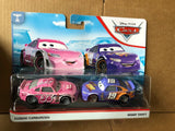 DISNEY CARS DIECAST - Reb Meeker and Bobby Swift
