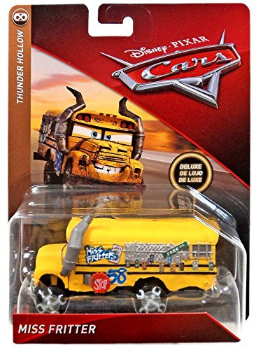 DISNEY CARS 3 DIECAST - Miss Fritter