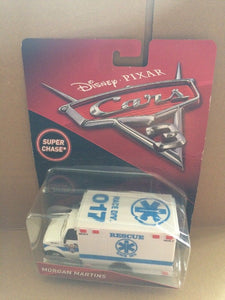 DISNEY CARS DELUXE SUPER CHASE DIECAST - Morgan Martins