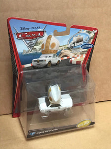 DISNEY CARS DELUXE DIECAST - Pope Pinion IV