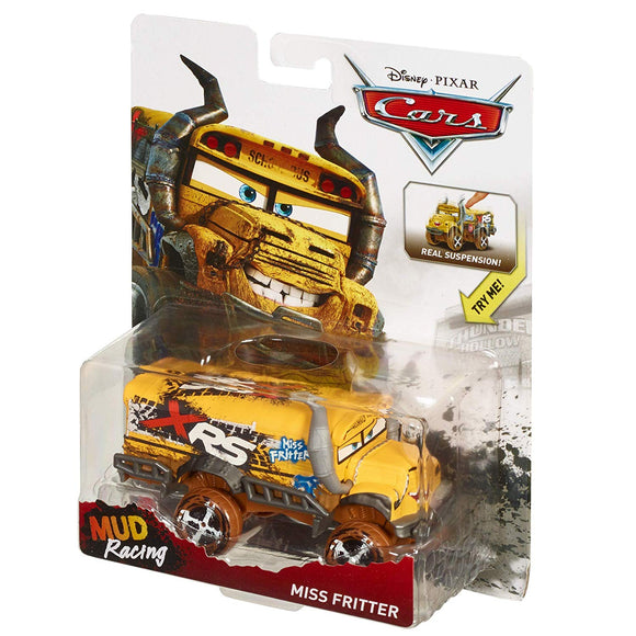 DISNEY CARS DIECAST XTREME Racing Series (XRS) - Miss Fritter