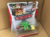 DISNEY CARS 2 DELUXE DIECAST - Francesco Fan Mater