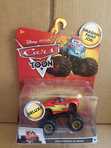 DISNEY CARS TOONS DELUXE DIECAST - Frightening McMean
