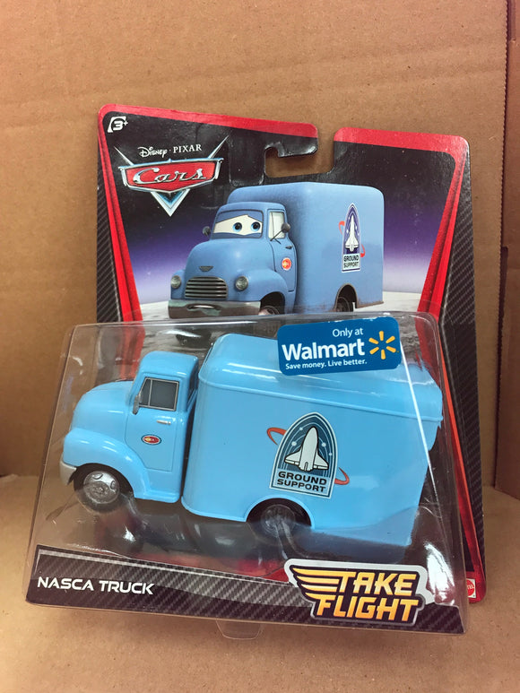 DISNEY CARS TOONS DELUXE DIECAST - Nasca Truck
