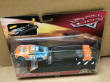 DISNEY CARS 3 DIECAST - Blinkr aka Speedy Comet with Launcher