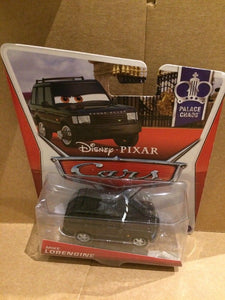 DISNEY CARS DIECAST - Mike Lorengine