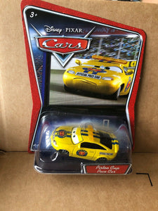 DISNEY CARS DIECAST - Piston Cup Pace Car - Charlie Checker