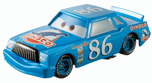 DISNEY CARS DIECAST - Dinoco Chick Hicks