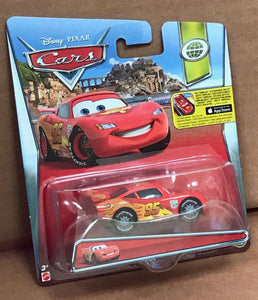 DISNEY CARS DIECAST - World Grand Prix Lightning McQueen