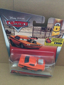 DISNEY CARS DIECAST - Snot Rod