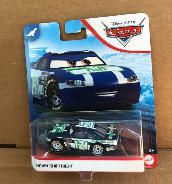 DISNEY CARS DIECAST - Clutch Aid aka Kevin Shiftright