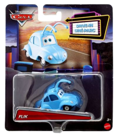 DISNEY CARS DIECAST Pixar Drive-In Series - Flik