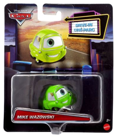 DISNEY CARS DIECAST Pixar Drive-In Series - Mike
