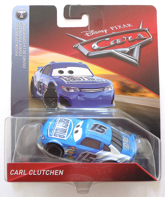 DISNEY CARS 3 DIECAST - Carl Clutchen aka Easy Idle
