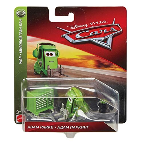 DISNEY CARS DIECAST - Adam Parke - Carla Veloso Pitty