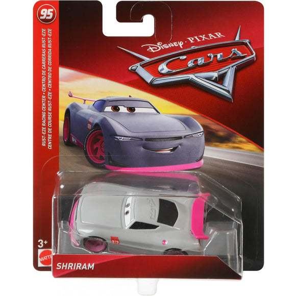 DISNEY CARS 3 DIECAST - Trainee 70 - Shriram