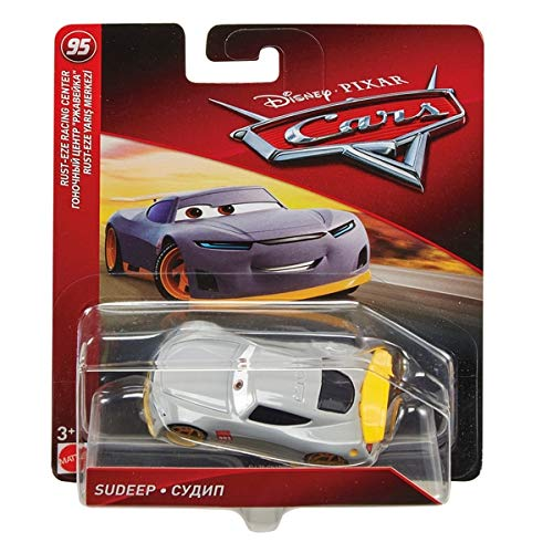 DISNEY CARS 3 DIECAST - Trainee 83 - Sudeep