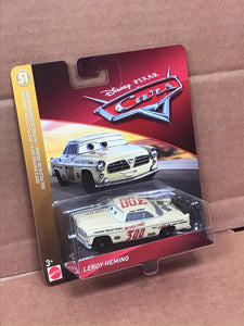 DISNEY CARS 3 DIECAST - Leroy Heming