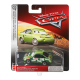 DISNEY CARS DIECAST - Scavenger Hunt Metallic Nick Stickers
