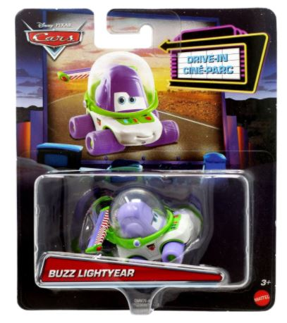 DISNEY CARS DIECAST Pixar Drive-In Series - Buzz Lightyear