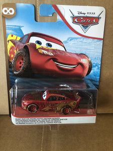 DISNEY CARS 3 DIECAST - Muddy Rusteze Racing Center LMQ