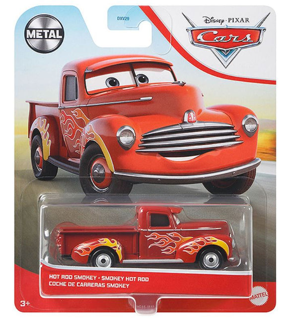 DISNEY CARS 3 DIECAST - Hot Rod Smokey