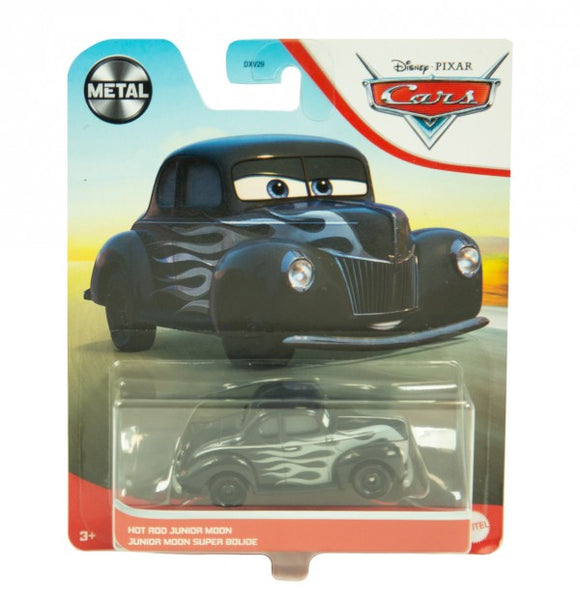 DISNEY CARS 3 DIECAST - Hot Rod Junior Moon