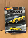 HOT WHEELS DIECAST - Real Riders Car Culture - Circuit Legends Set Of 5