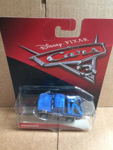 DISNEY CARS 3 DIECAST - Broadside