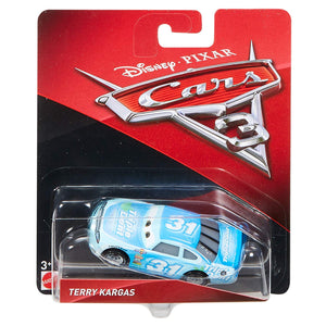 DISNEY CARS 3 DIECAST - Terry Kargas aka Triple Dent