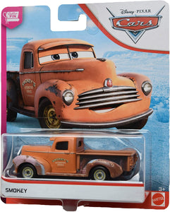 DISNEY CARS 3 DIECAST - Smokey