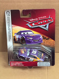 DISNEY CARS 3 DIECAST - Scavenger Hunt - Special Metallic Ransburg Bobby Swift