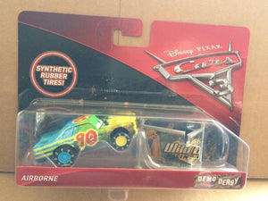 DISNEY CARS 3 DIECAST - Demo Derby Airborne