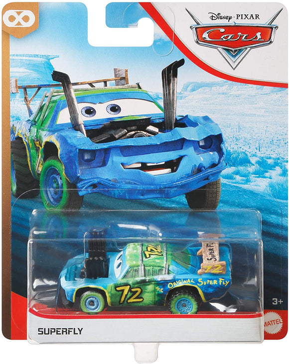 DISNEY CARS 3 DIECAST - Superfly