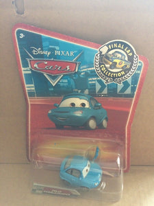 DISNEY CARS DIECAST - Polly Puddlejumper - Final Lap Collection