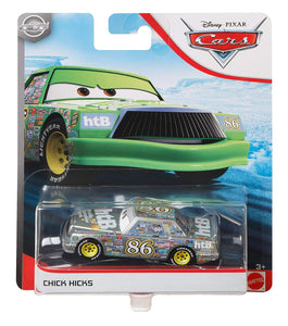 DISNEY CARS DIECAST - Silver Collection Chick Hicks