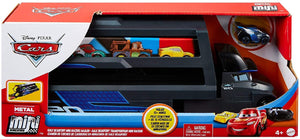 DISNEY CARS MINI RACERS - Gale Beaufort Jackson Storm Hauler