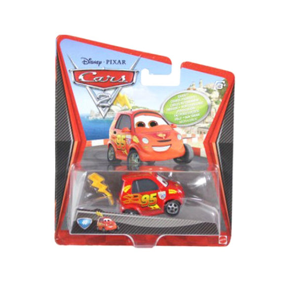 DISNEY CARS DIECAST - Cartney Brakin - Chase