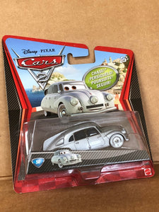 DISNEY CARS DIECAST - Sir Harley Gassup - Super Chase