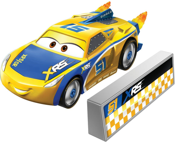 DISNEY CARS DIECAST - XRS Rocket Racing Cruz Ramirez